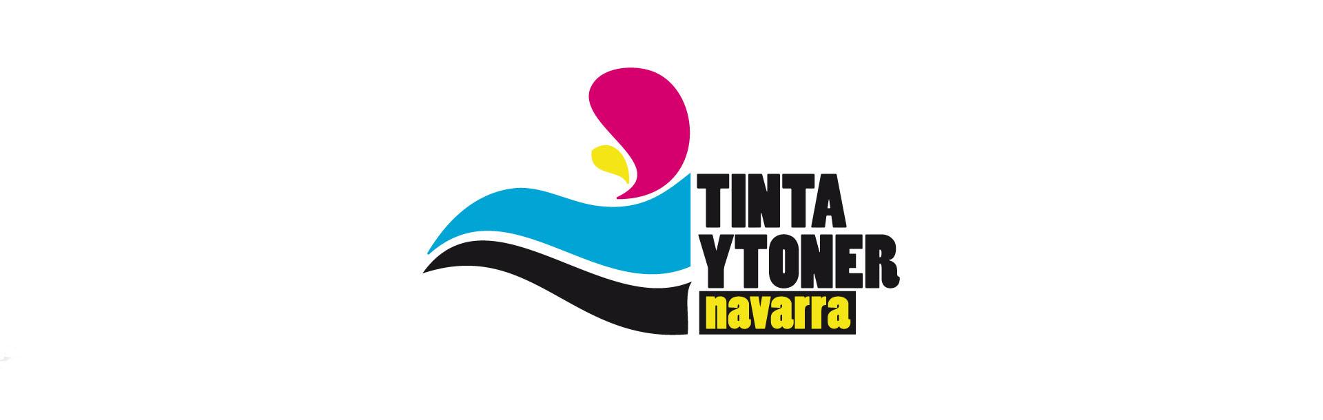 Logotipo Tinta y Tóner Navarra