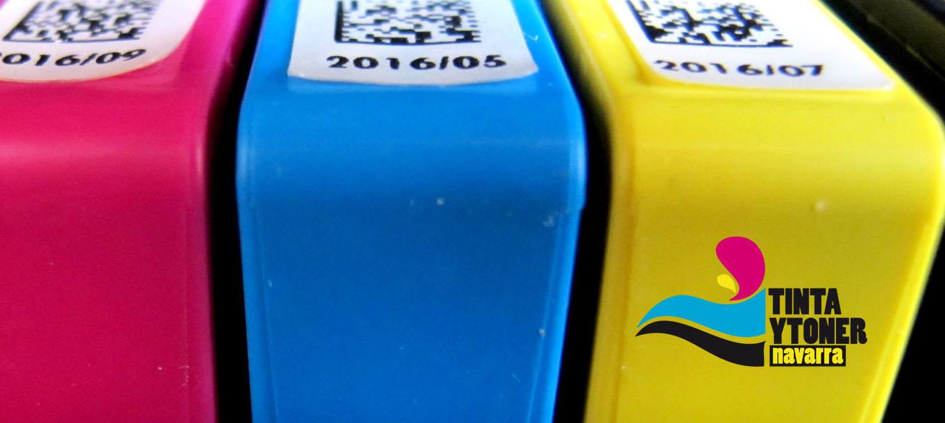 Cartuchos reciclados Pamplona